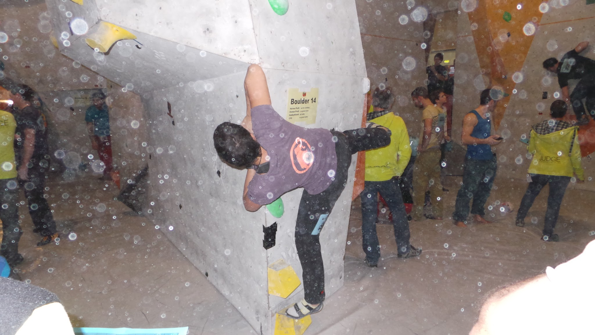 Boulderday CAC